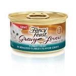 Fancy Feast Gravy Lovers Turkey Canned Cat Food