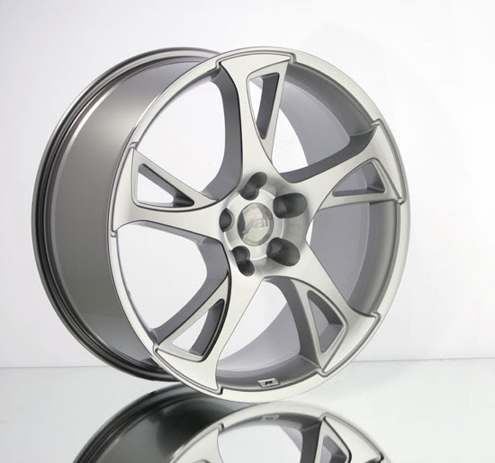 The new BR wheel from Abt Sportsline