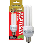 Zoo Med ReptiSun 5.0 UVB Tropical Compact Fluorescent Bulb, 13 W