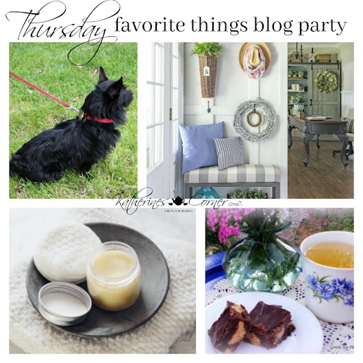 Hip Hip Hooray its Thursday Favorite Things Day - Katherines Corner