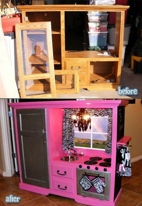 Brilliant Furniture Makeover Ideas to Try in 2016 (30)