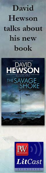 PW LitCast: A Conversation with David Hewson