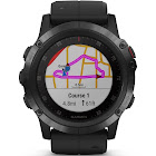 Garmin Fenix 5X Plus Sapphire Smart Watch - Black