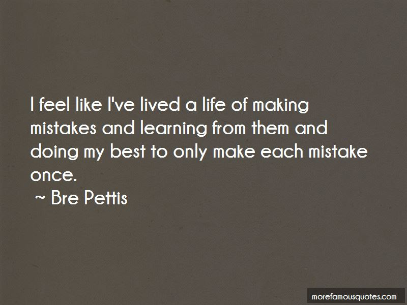 Quotes About Making Mistakes And Learning From Them Top 12 Making
