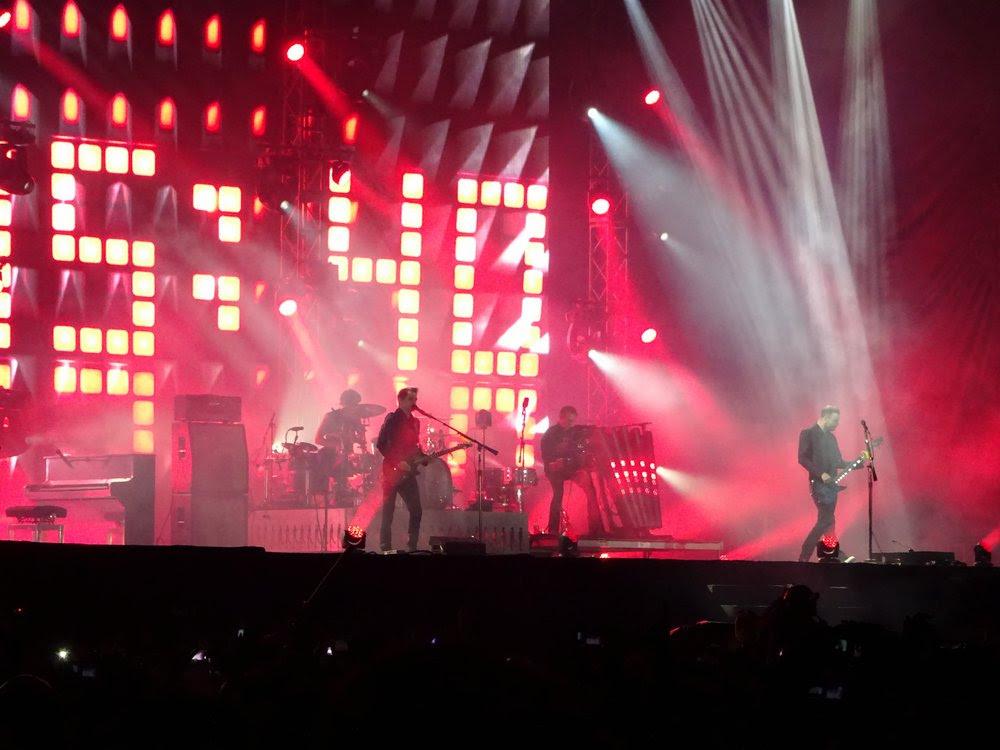 Muse en Bogotá