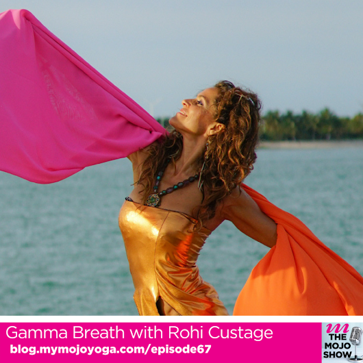 Episode 67 - Gamma Breath with Rohi Custage