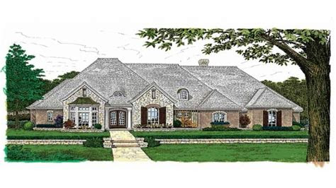 small country house plans french country house plans
