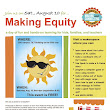 Making Equity - Saturday, August 10th, 2013