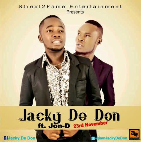 Music : Jacky De Don – 23rd November ft JON -D | [Prod. @fricpajoyoo @iamwilee_jay] @iamjackydedon