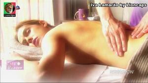 Iva Lamarão sensual em vários trabalhos