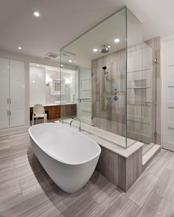 25 Beautiful Master Bedroom Ensuite Design Ideas - Design Swan