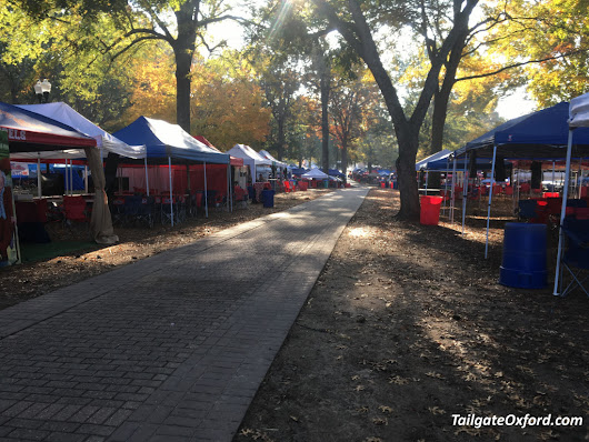 Tailgating at Ole Miss, Grove or Circle? | Tailgate Group