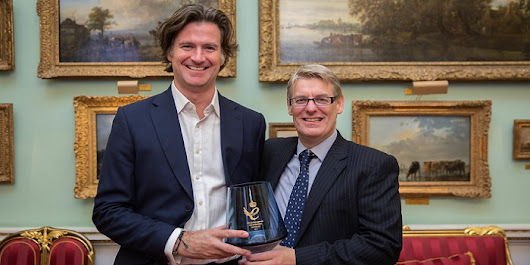 Kaizen officially presented with Queen's Award for innovation — Kaizen Reporting
