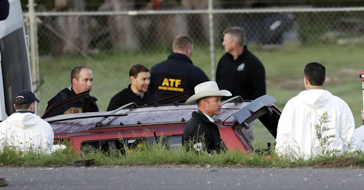 Austin bomb suspect Mark Anthony Conditt blows himself up as SWAT team approaches - NBC News