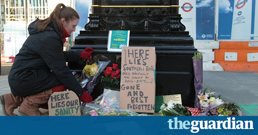 Southern rail to run full train service from Tuesday | Business | The Guardian
