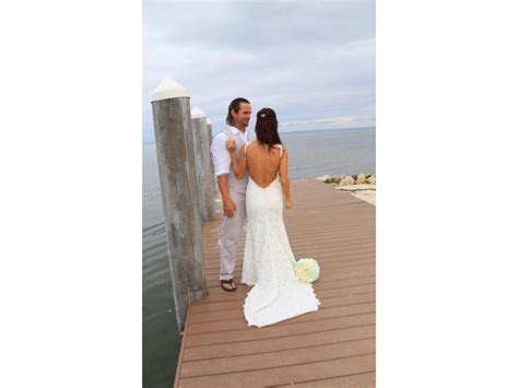 Katie May Lanai Gown , $1,250 Size: 4   Used Wedding Dresses