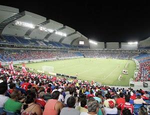 Arena das Dunas, em Natal (Foto: Elias Medeiros)