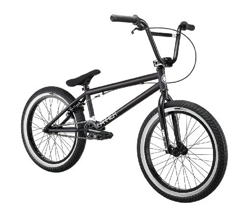 Kink Barrier 2013 BMX Bike (Purple/White, 20.5-Inch) | Bmx bikes