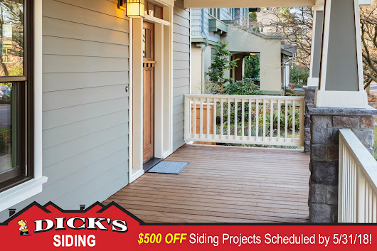 Protect your Home with High-Quality Siding from Dick's - Dick's Roof Repair