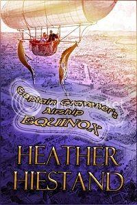 Captain Gravenors Airship Equinox Cover