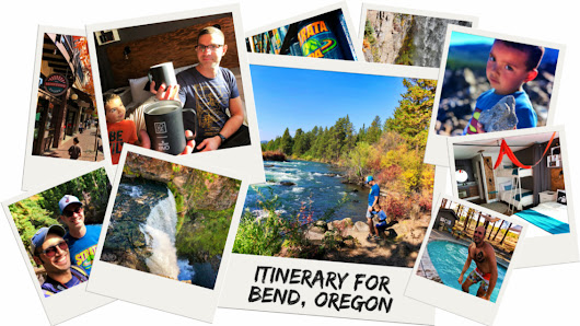 Bend Itinerary w/ hiking, breweries, and LOGE Camps: perfect Oregon