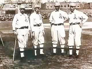 Old fashioned Baseball
