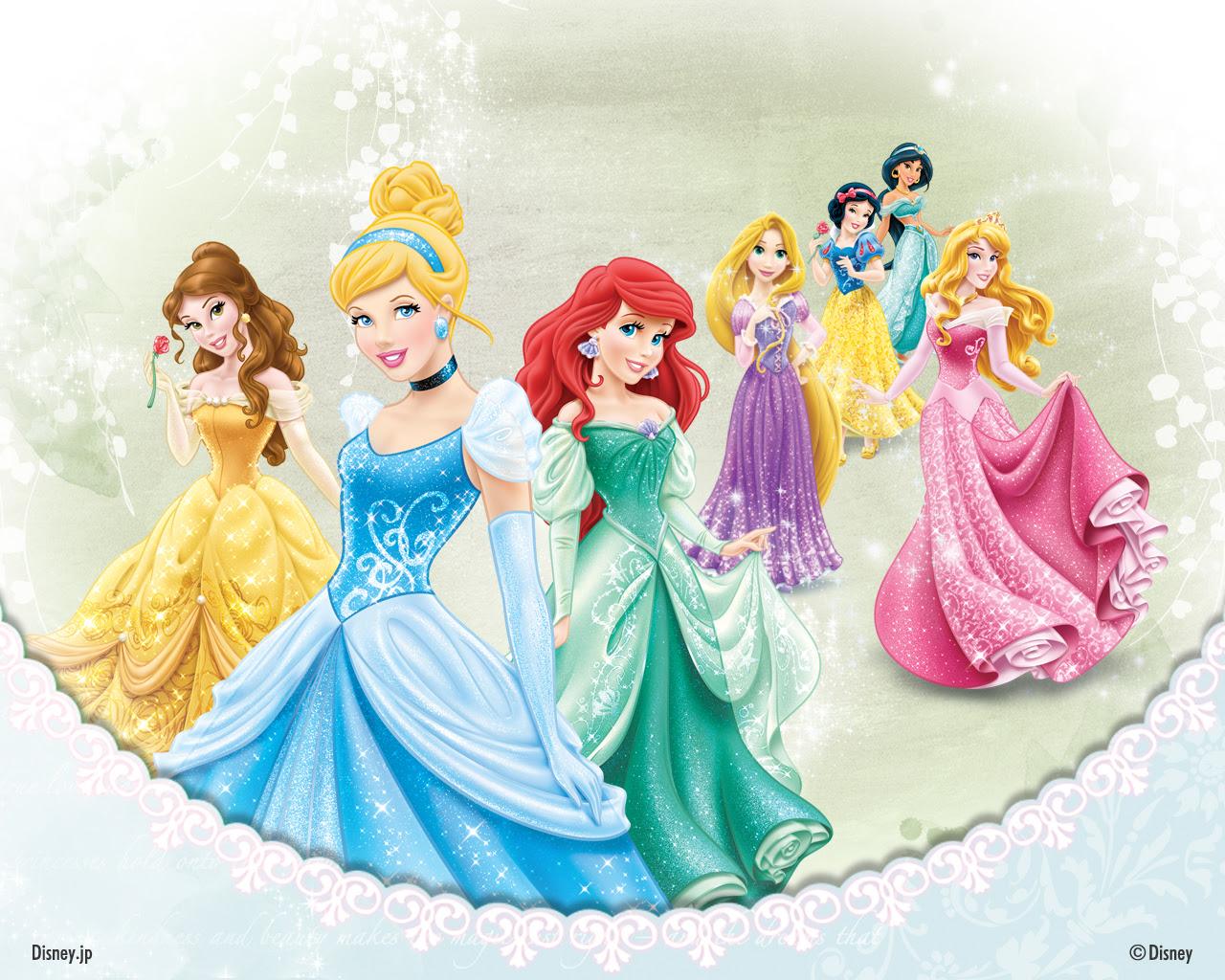 ディズニー Princesses 壁紙 ディズニープリンセス 壁紙 37042975