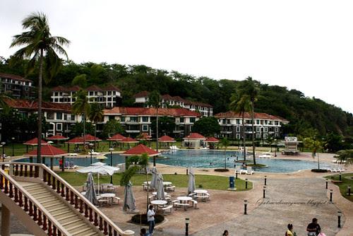 Canyon Cove Pool Area