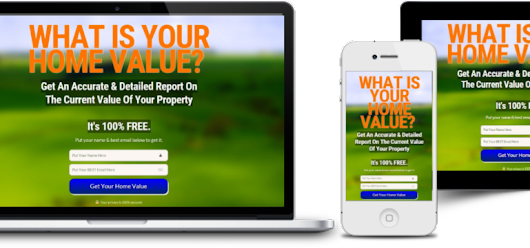 The Home Value Landing Page: Why Do You Need It? «  postAprop