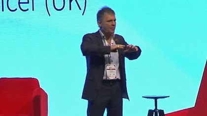 Watch Pro-Shot Footage Of BRUCE DICKINSON's Keynote Speech At Croatia's 'EBAN Winter University' Conference