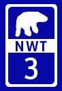 NWT Highway shield