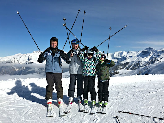 Skiing with Kids: What to Pack, and what to Leave at Home -