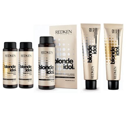 Redken Blonde Idol High Lift Color Review | SRQHAIR.com