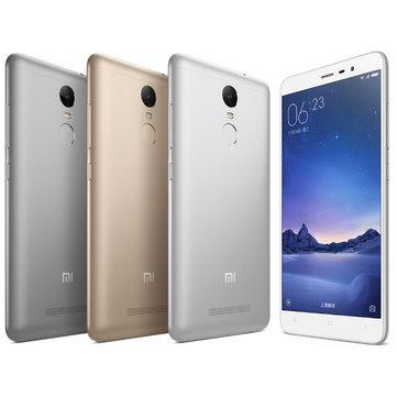 Xiaomi redmi Nota 3 Pro 4G Smartphone