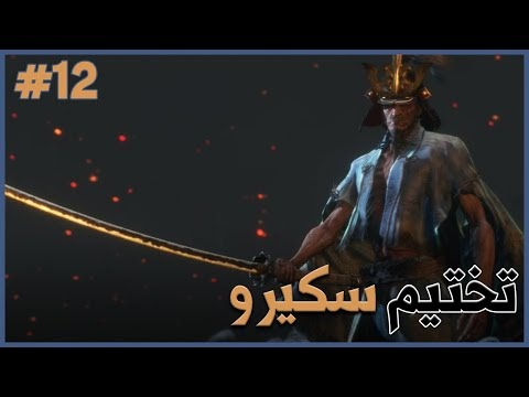النهاية تختيم سكيرو #12