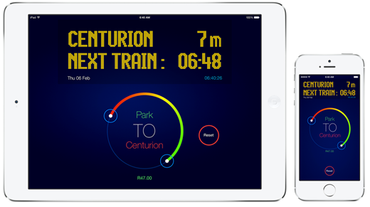 - Gautrain app takes off for self taught programmer
