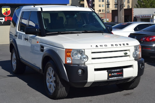 Used 2005 Land Rover LR3 SE for Sale in Salt Lake City UT 84115 AutoForza Motors