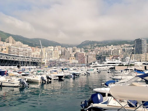 Good morning from Monaco! Remember that FP1 and FP2 already take place on Thursday (instead of the usual...