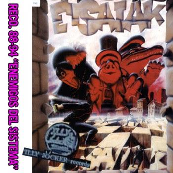 Etsaiak - 1995 - Enemigos del sistema