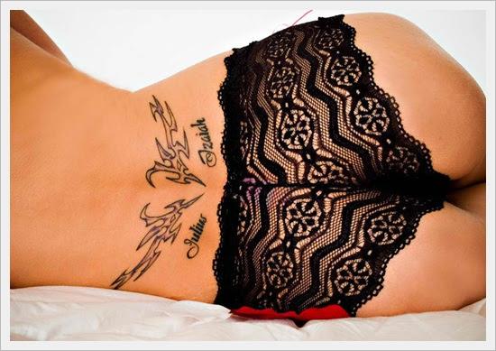 40 Tatuajes Para Debajo De La Espalda