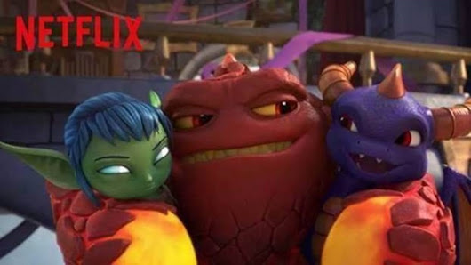 Skylanders Academy coming to Netflix this month