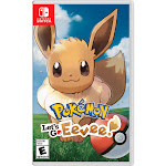 Pokemon: Let's Go Eevee! - Nintendo Switch