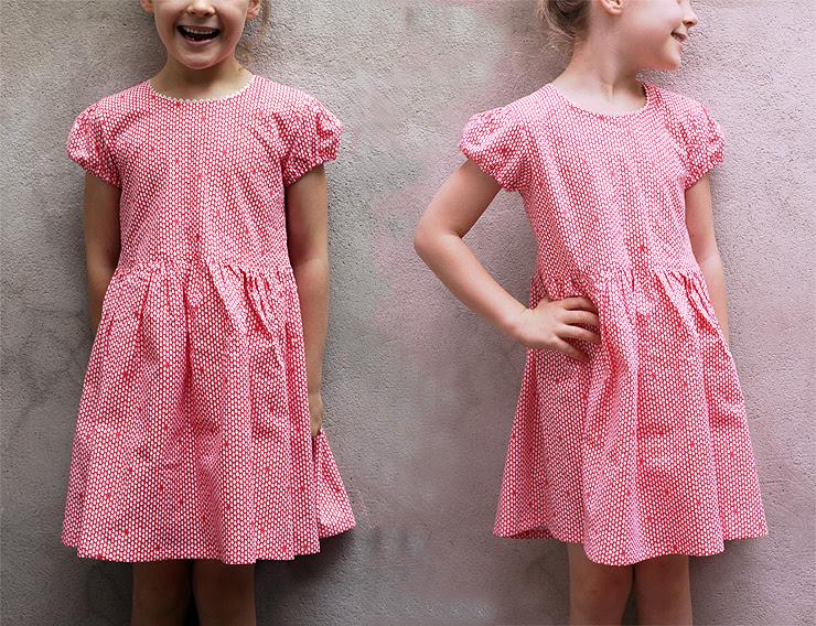 Teardrop Dress #1