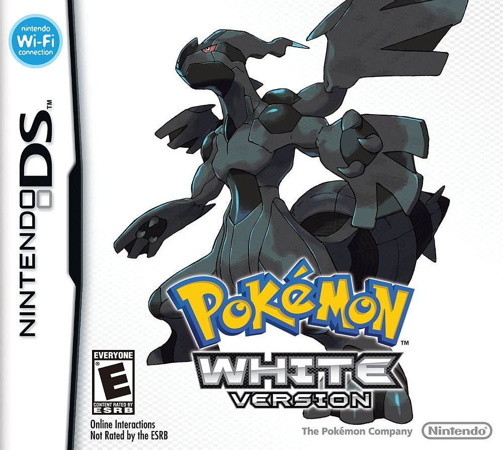 Pokemon White Version  Nintendo DS  IGN
