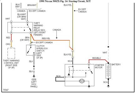86 nissan 300zx wiring diagram | wiring diagrams show acoustics  wiring diagram library
