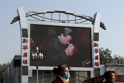 Xi Jinping's rise shatters hopes for democracy in China