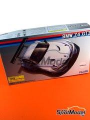 Fujimi: Maqueta escala 1/24 - BMW Z4 GT3 2014 - maqueta de plástico image