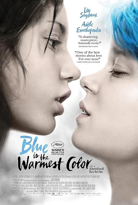 Blue Is The Warmest Colour (La vie d'Adèle )