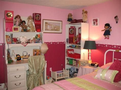 pink american girls doll bedroom ideas american girl