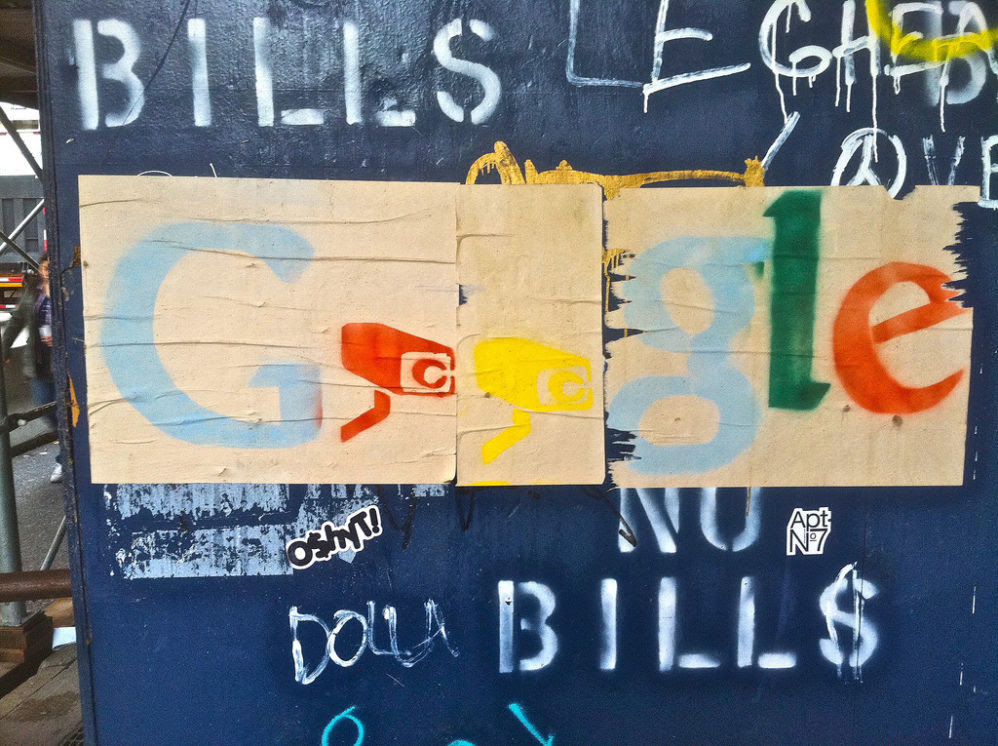 Bullying A Leftist Think Tank Pierces Google's Carefully Cultivated 'Don't Be Evil' Image